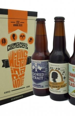 Clemenger's 'Wellington in a Pint' promotion featuring local craft brewers