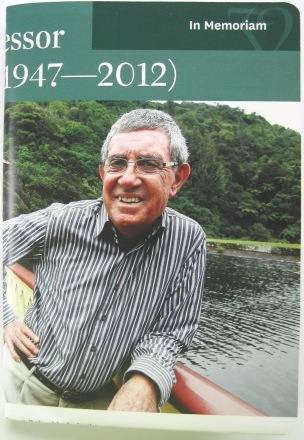 Sir Paul Callaghan remembered